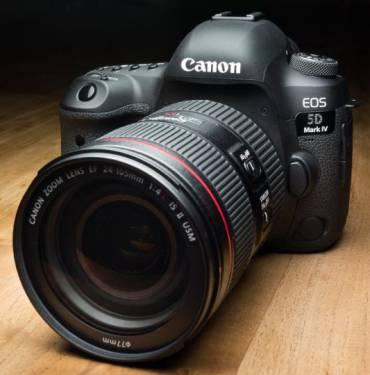 Canon 5D Mark III.